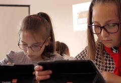 30 de școli încep anul școlar în Digitaliada