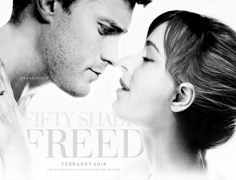 "VIDEO: Au apărut primele imagini din ""Fifty Shades Freed"""