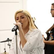 """LIVE: Jo a cântat la Morning ZU un super cover după """"Suflet Gol"""" de la Mădălina Manole"""