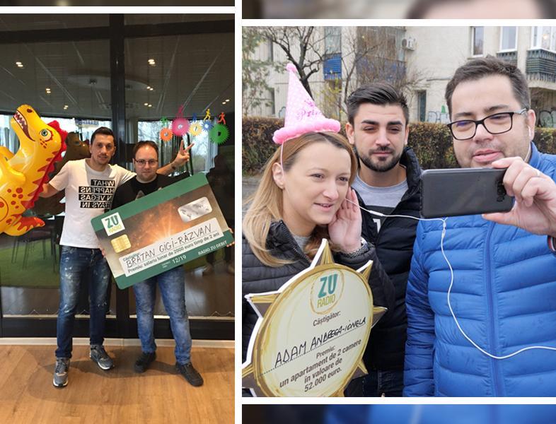 Cele mai tari premii de la Radio ZU și-au găsit câștigătorii