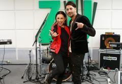 """LIVE: Andra și Connect-R au cântat """"Semne""""  la Morning ZU"""