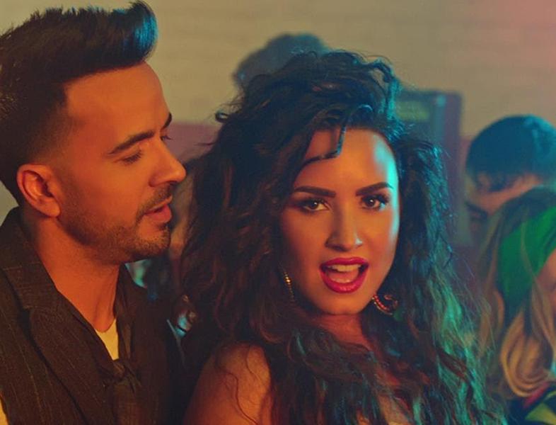 VIDEO: Luis Fonsi și Demi Lovato au lansat o piesă împreună. Ascult-o aici!