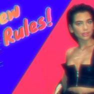"""ASCULTĂ: Hitul """"New Rules"""" de la Dua Lipa, remixat în stilul anilor ´80"""