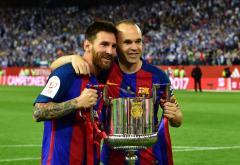 FC Barcelona e calificată în optimile Ligii Campionilor