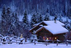 Vine iarna cu tot cu zăpadă în jumătate de țară