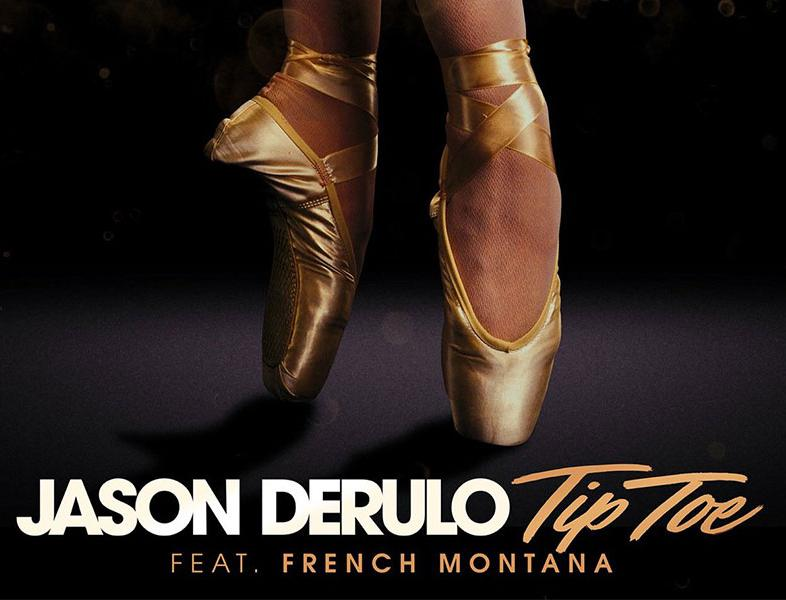 VIDEO: Jason Derulo feat. French Montana - Tip Toe