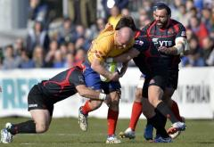 Evoluție pentru echipa de rugby a României
