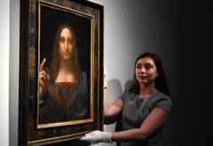 Un miliardar rus a reușit să vândă un tablou al lui Leonardo da Vinci, la un preț record