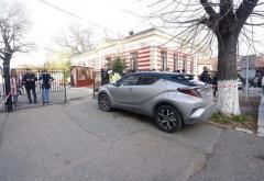Plan roșu de intervenție, azi, după un accident, la Buzău
