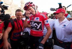 Cel mai mare ciclist al momentului, britanicul Chris Froome, a fost prins dopat