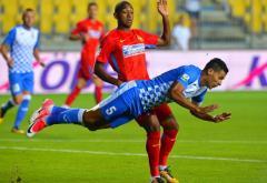 FCSB a învins Juventus București