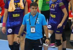 Selecționerul Ambros Martin rămâne la naționala de handbal feminin cel puțin 3 ani