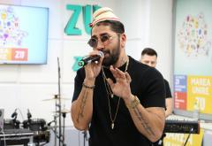 """Marea Unire ZU 2017: Connect-R a cântat """"Scrisoare pentru președinte"""""""