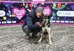 Orașul Faptelor Bune 2017: Averea lui Cristian sunt rulota și un câine