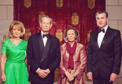 Familia Regală s-a reunit în Elveția