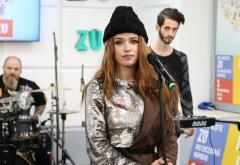 """Marea Unire ZU 2017: Ioana Ignat a cântat """"Rugă pentru părinți"""""""