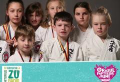 Orașul Faptelor Bune 2016. Un tatami pentru sportivii din Tazlău