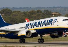 Se pregătește o grevă la compania aeriană Ryanair