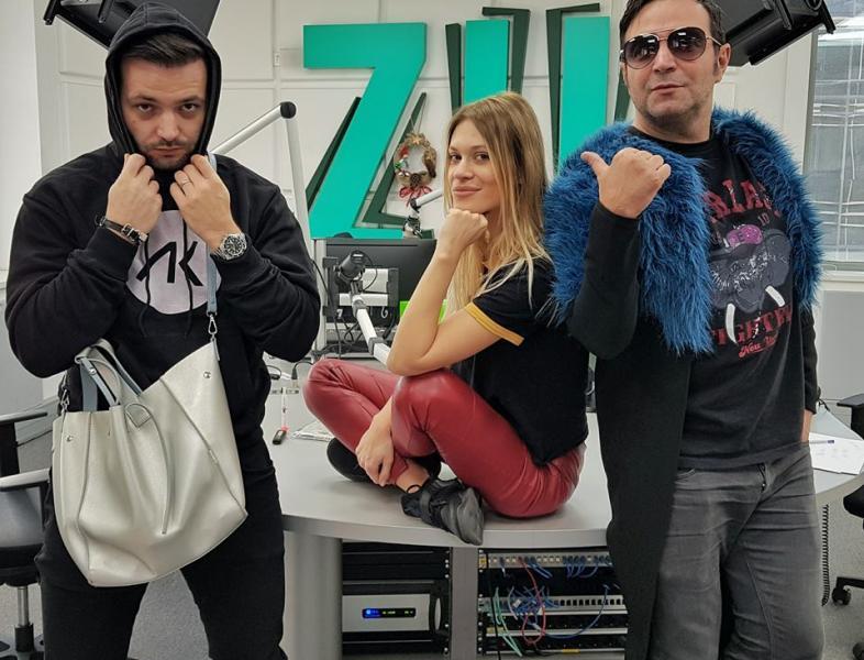 Morning ZU cu Buzdu şi Morar, On AIR, din 15 ianuarie