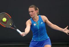 Încă o sportivă produce surpriza la Australian Open