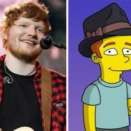 VIDEO: Ed Sheeran va interpreta un personaj în The Simpsons