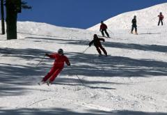 La Bistriţa, pârtia de schi de 25 de milioane de lei a fost închisă la 3 zile de la inaugurare