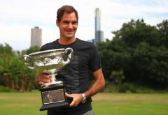 Roger Federer s-a apropiat mult liderul calsamentului masculin, Rafa Nadal