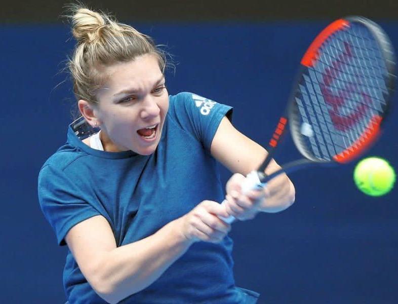 Simona Halep e principala favorită să câștige Australian Open