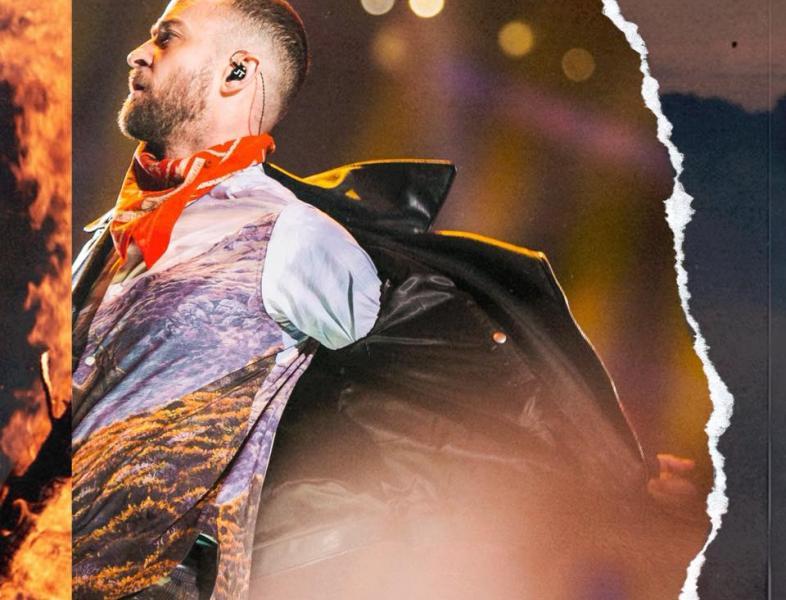 SUPER show făcut de Justin Timberlake în finala SUPER Bowl