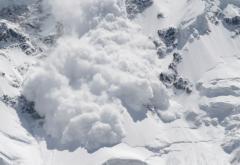 Risc maxim de avalanşă în Ceahlău