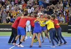 România – Elveţia, în Fed Cup, la Cluj