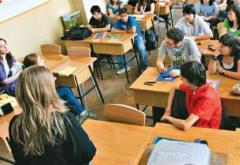 Elevii din Bucureşti nu fac ore toată săptămâna