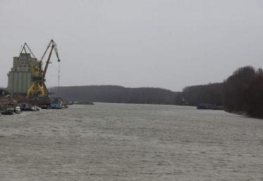 Pericol pe Dunăre