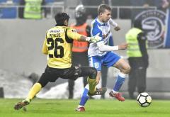 Se fac perechile pentru semifinalele Cupei României