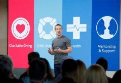Zuckerberg are prima reacție în scandalul furtului de date