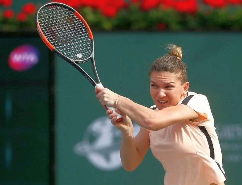 Halep joacă azi, în optimi, la Indian Wells