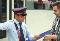 Studenții, indiferent de vârstă, merg gratuit cu trenul