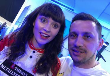 """Premieră ZU: Irina Rimes cântă """"Cel mai bun prieten"""", piesă nelansată încă"""