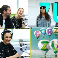 Leapșa Forza ZU: Antonia, Smiley, Feli și Andra LIVE la ZU