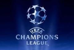Încep sferturile Ligii Campionilor