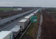 Probleme la trecerea frontierei din vest