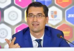 Burleanu – la al doilea mandat la șefia FRF