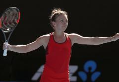 Simona Halep a început antrenamentul pentru Fed Cup