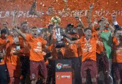CFR Cluj este noua campioana a Romaniei