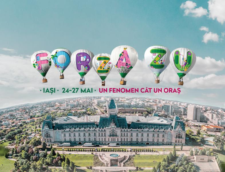 Forza ZU. Iași. 24-27 Mai 2018. Informații generale