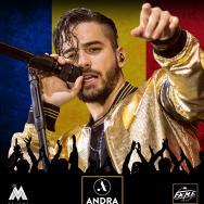 Andra și Maluma urcă pe aceeași scenă pe 30 iunie, în București