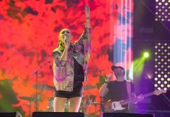 Forza ZU 2018: Peste 100.000 de lumini aprinse în timpul concertului susținut de Andra la Iași