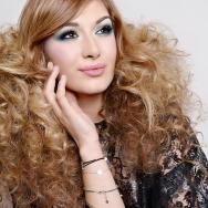 Alina Eremia își face încălzirea pentru Forza ZU 2018