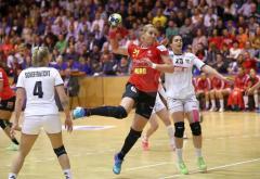 România – Austria, azi, în preliminariile Campionatului European de handbal feminin