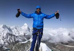 Ultramaratonul Everestului – încă o provocare pentru Tiberiu Ușeriu